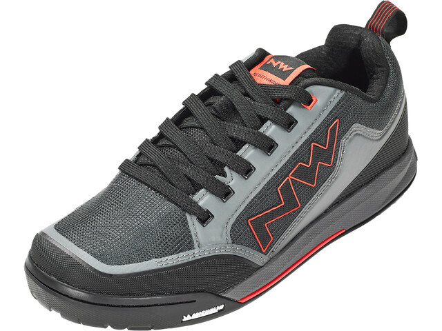 Northwave Clan Chaussures Homme, anthracite/red